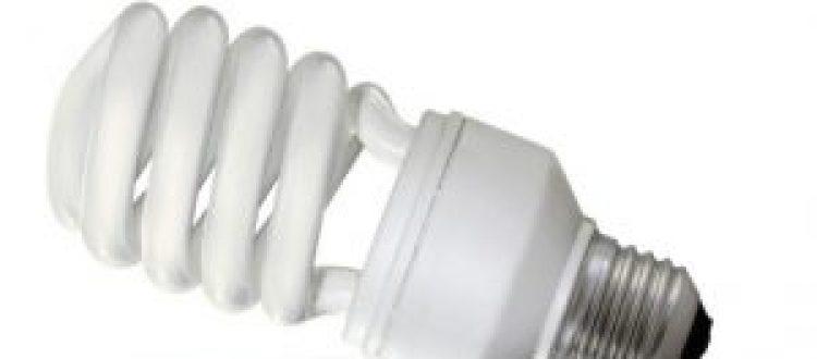 Měsíční akce na úsporné žárovky